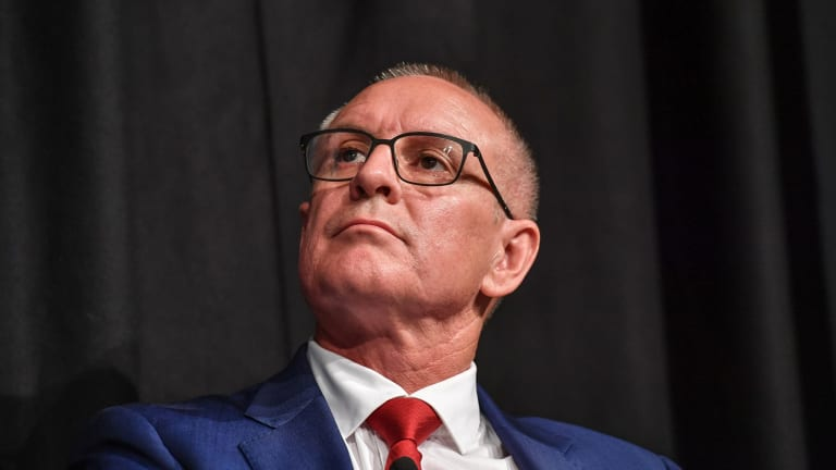 South Australian Premier Jay Weatherill is determined to shake his state free of the 'rust belt' tag.