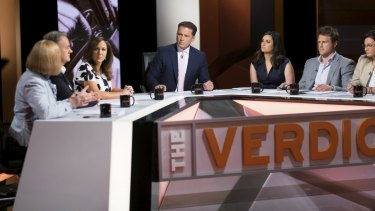 The Verdict launched with 520,000 viewers but dropped to 357,000 in its second week.