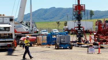 Regulators say they're not walking away from monitoring decommissioned CSG wells.