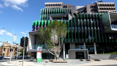 Parking at the Lady Cilento Children's Hospital has come under fire for its 'prohibitive' cost.