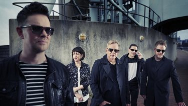 New Order have returned with their first album in a decade, and their first without founding member and bass player Peter Hook.