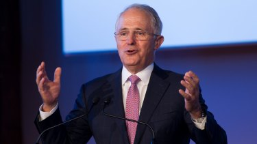 Prime Minister Malcolm Turnbull will give the keynote address at a gala lunch to be attended by 1800 guests.