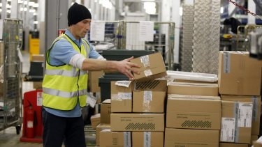 Online sales continue to be on the rise, but growth rates are slowing.