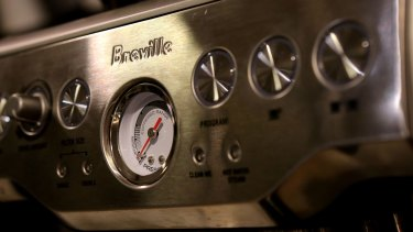Breville's local ANZ business was impacted by discount retailers pushing home brands.