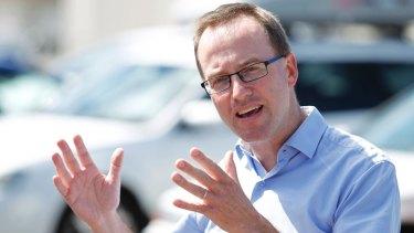 Greens MP David Shoebridge.