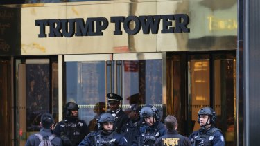 The most expensive property to protect is Trump Tower, which costs up to $197,000 a day.