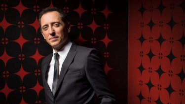 Gad Elmaleh: ''If someone had told me 10 years ago I would perform in Australia, I would have laughed.''