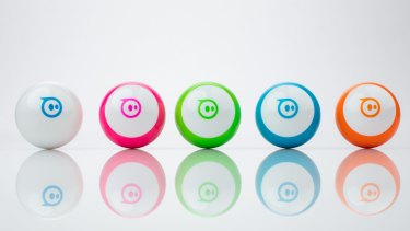 The new pint-sized Sphero Mini is an affordable way to introduce kids to programming.
