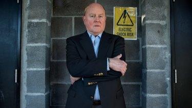 Australian Building and Construction Commission boss Nigel Hadgkiss resigned last week.