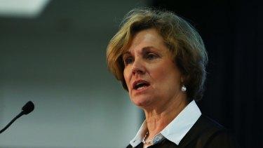 Universities Australia chief executive Belinda Robinson.