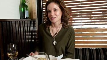 """Actress Sigrid Thornton's current mission is championing writers, """"because the writing is where it all starts""""."""