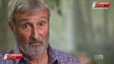 Don Burke appeared on A Current Affair on Monday night after allegations of sexual harassment and bullying were raised by Fairfax Media and the ABC.