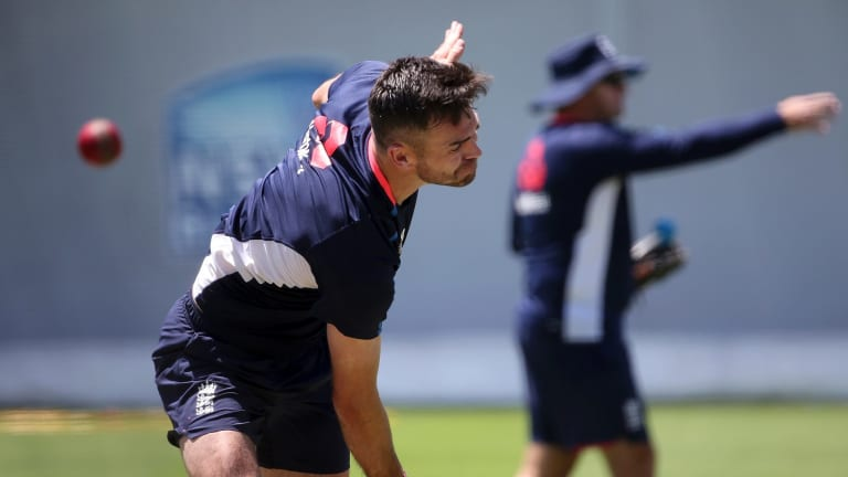 Impressive: James Anderson says he is a better bowler for his experiences in Australia.
