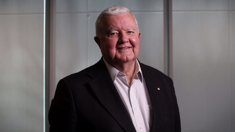 """""""we have to lift our game across the board,"""" says Chief Scientist for Australia Ian Chubb."""