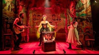 Magical set: <i>Carmen Live or Dead</I>.