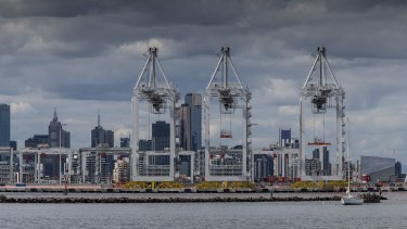 The Future Fund is part of a consortium buying the Port of Melbourne for $9.7 billion