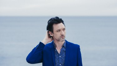 Flying solo from Something For Kate - Paul Dempsey.