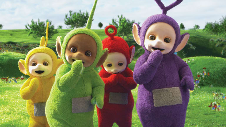 <i>Teletubbies</i> is the closest children's television has ever come to true gender equity.