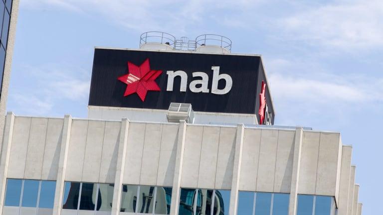 NAB says it has successfully transferred $10 across the world using blockchain.