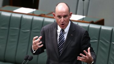 Human Services and Veterans Affairs Minister Stuart Robert rubbished claims the federal public service lacked serious policy making ability.