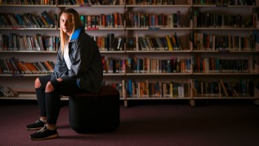 'I deserve another chance.' The student no school wants