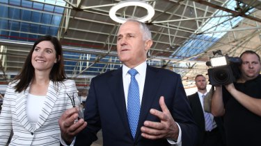 Prime Minister Malcolm Turnbull is the chosen one for many betters.