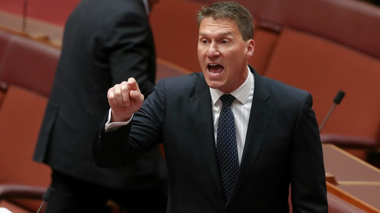 Senator Cory Bernardi and the Christian right are eager to speak up against the desires of gay people to marry the person they love.