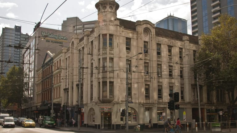 8 Spencer Street, Melbourne.