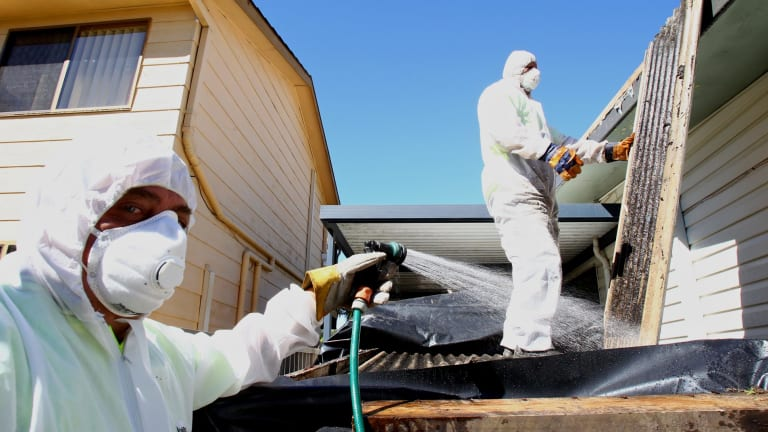 Asbestos exposure is now increasingly likely to happen in the home.