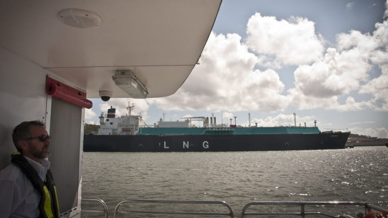 The LNG market is facing oversupply for years, experts agree.