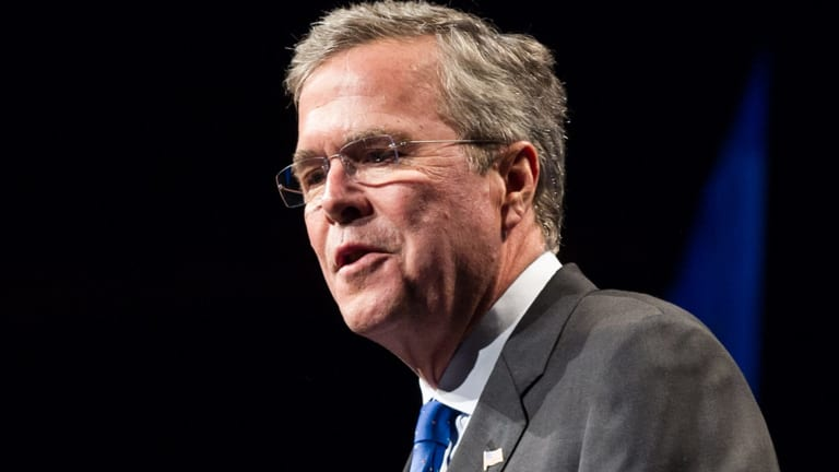 A third Bush in the White House? Jeb Bush is ready to opens his quest for the Republican presidential nomination.
