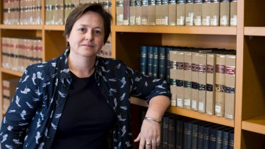 Professor Jenni Millbank has been researching the refugee tribunal for over 20 years.