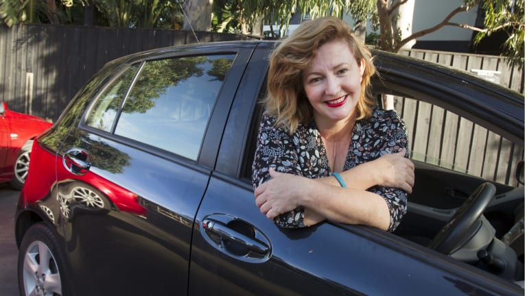 George McEnroe is starting a new ride share business for woman and children.