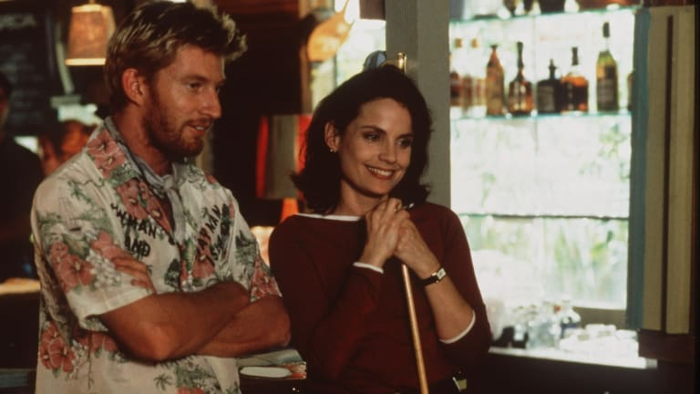 Sigrid Thornton and David Wenham in the original SeaChange. A reboot of the classic series goes into production later this year.