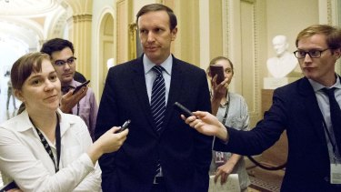 Congress is out of step: Senator Chris Murphy after the vote.