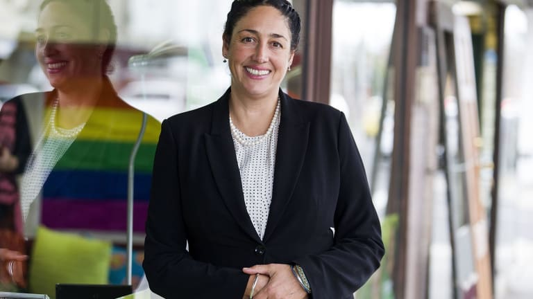 Alex Bhathal, the Greens candidate for the seat of Batman.