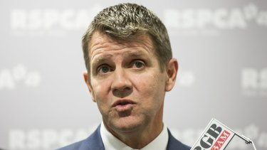 It's widely accepted that Mike Baird is in politics for a good time – in terms of achieving his political bucket list – rather than a long time.