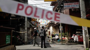 Security experts say the bombings were the work of southern Malay separatist militants fighting south-east Asia's longest running war.
