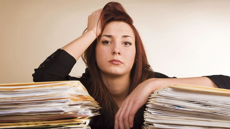 Administration tasks are taking up almost two full days of the work week.