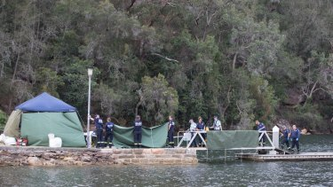 Police have recovered six bodies from a sea plane crash.