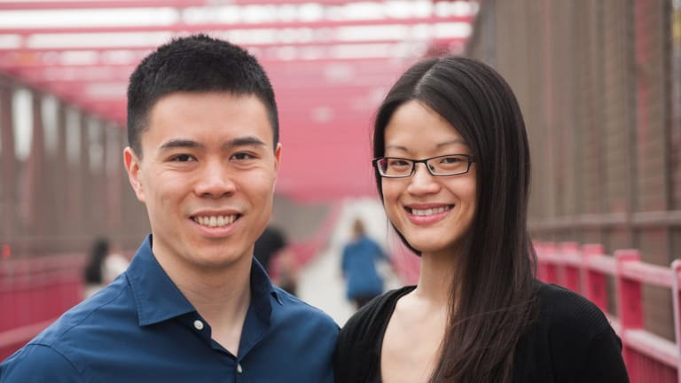 Ben Chaung and Phillis Chan, Big Apple Buddy: Must-have gadgets right now.