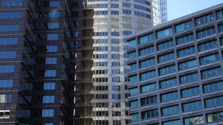 CBD office rents in Sydney and Melbourne are rising as incentive deals are declining, which has boosted the Dexus portfolio.