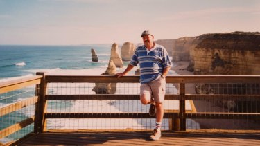 Herman Maifoffer, who was exposed to asbestos in 1978 and died of mesothelioma in August 2015.