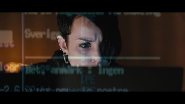 Stieg Larsson's character Lisbeth Salander is one of the few high-profile exemplars of females in contemporary digital culture.