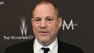 The Weinstein Company fired Harvey Weinstein.