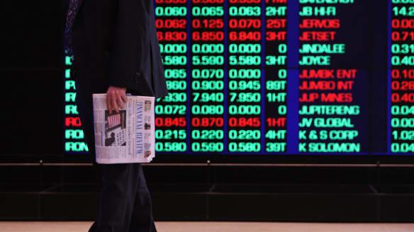 Markets Live: ASX ends five-day streak