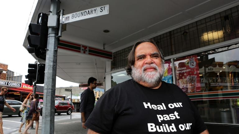 Local Murri elder Sam Watson, believes the Boundary Street name should remain as a reminder of a cruel past.