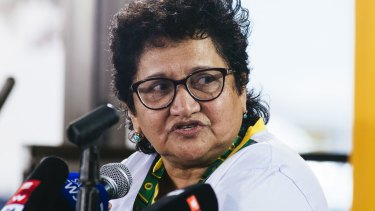 """Extremely offensive"", said Jesse Duarte, deputy secretary-general of the African National Congress party."