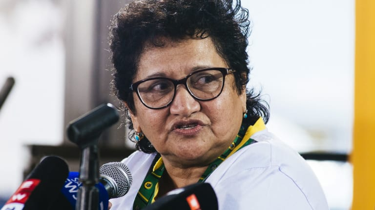 """""""Extremely offensive"""", said Jesse Duarte, deputy secretary-general of the African National Congress party."""