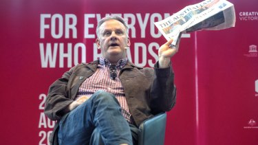 Mark Latham is a hot favourite to take out an Ernie this year.